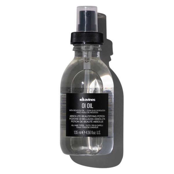 OI масло для абсолютной красоты волос с маслом аннатто 135 мл — Davines Уход за волосами Фотография