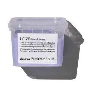 LOVE кондиционер для разглаживания завитка 250 мл — Davines Уход за волосами Фотография