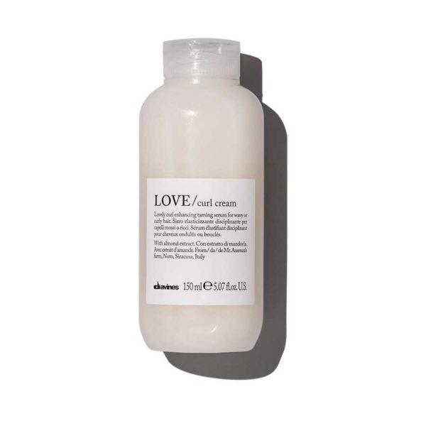 LOVE CURL cream 150 мл — Крем для усиления завитка  — Davines Уход за волосами Фотография