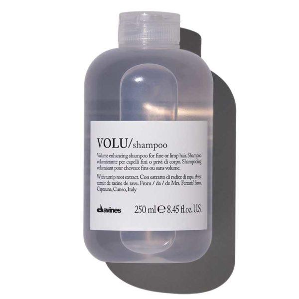 VOLU шампунь для придания объема 250 мл — Davines Уход за волосами Фотография