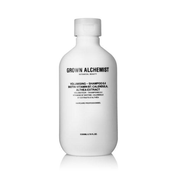 Шампунь для придания объема волосам — Grown Alchemist Уход за телом Фотография