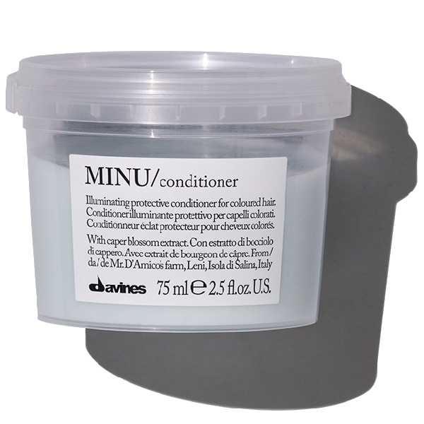 MINU travel защитный кондиционер 75 мл — Davines Уход за волосами Фотография
