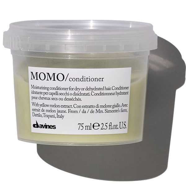 MOMO travel увлажняющий кондиционер 75 мл — Davines Уход за волосами Фотография