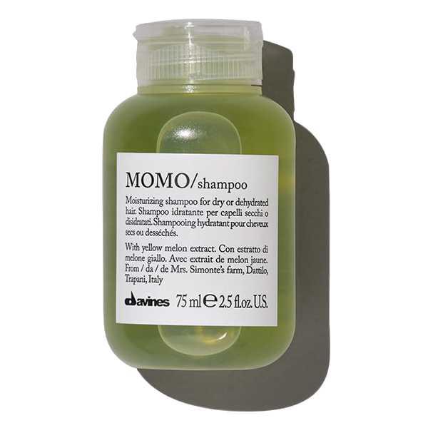 MOMO travel шампунь для увлажнения волос 75 мл — Davines Уход за волосами Фотография
