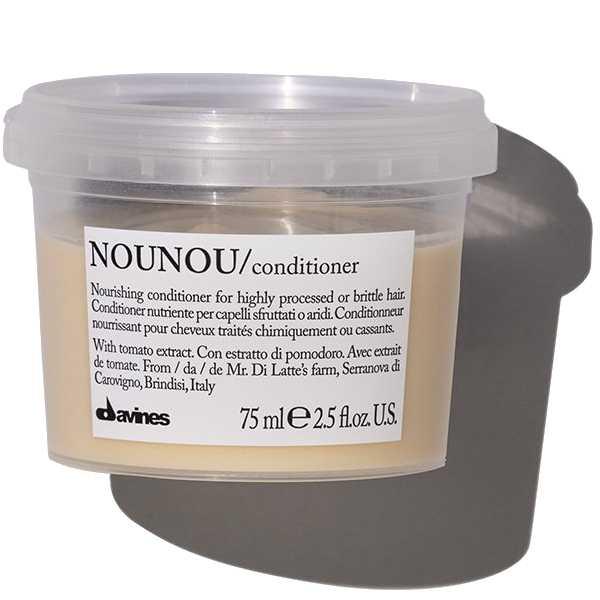 NOUNOU travel питательный кондиционер 75 мл — Davines Уход за волосами Фотография