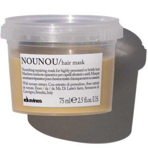 NOUNOU travel интенсивная восстанавливающая маска 75 мл — Davines Уход за волосами Фотография