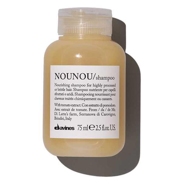 NOUNOU travel шампунь для уплотнения волос 75 мл — Davines Уход за волосами Фотография