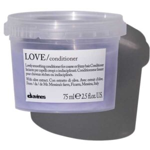 LOVE travel кондиционер для разглаживания завитка 75 мл — Davines Уход за волосами Фотография