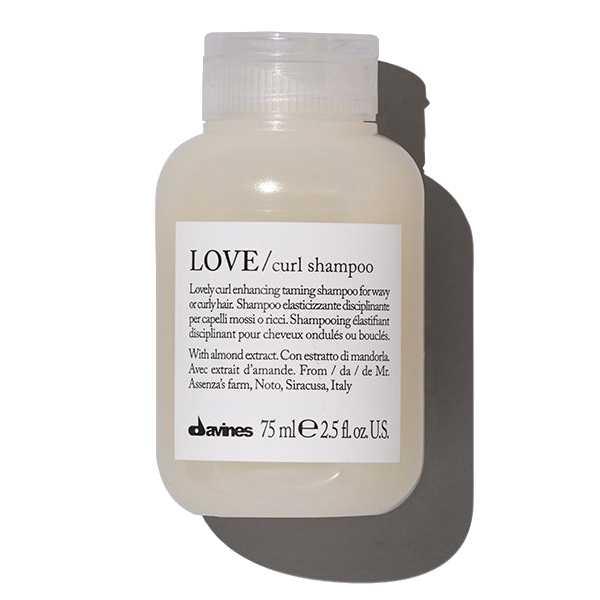 LOVE travel шампунь для усиления завитка 75 мл — Davines Уход за волосами Фотография
