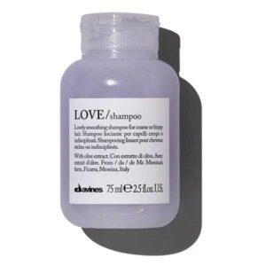 LOVE travel шампунь для разглаживания завитка 75 мл — Davines Уход за волосами Фотография