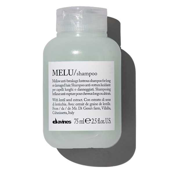 MELU travel шампунь для предотвращения ломкости 75 мл — Davines Уход за волосами Фотография