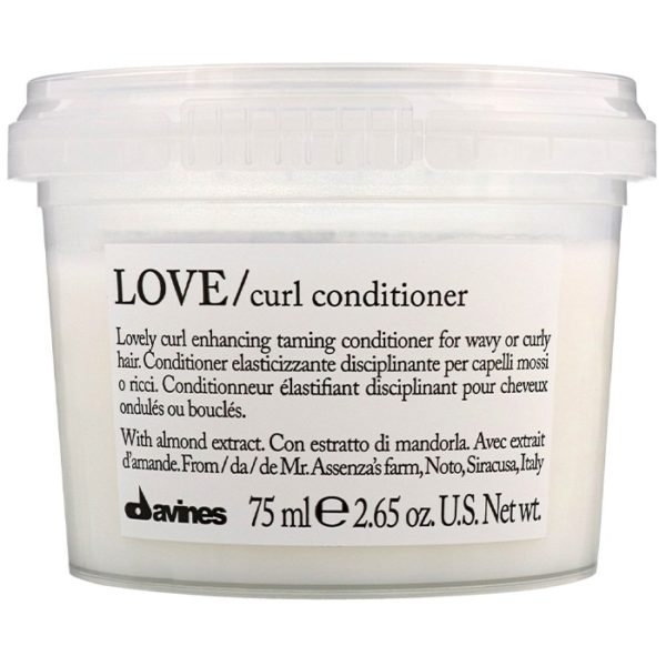 LOVE CURL / conditioner  75 мл- кондиционер для усиления завитка  — Davines Уход за волосами Фотография