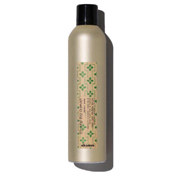 Лак средней фиксации для эластичного глянцевого стайлинга  — Davines Уход за волосами Фотография