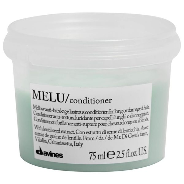 MELU/conditioner 75 мл —  Кондиционер для предотвращения ломкости волос  — Davines Уход за волосами Фотография