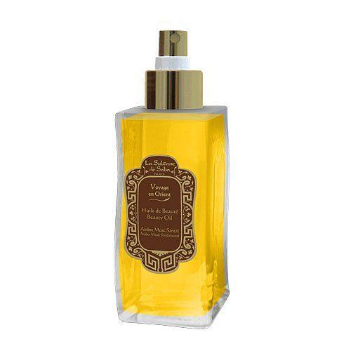Масло для тела Амбра/Мускус/Сантал 100мл — La Sultanе De Saba Уход за телом Фотография