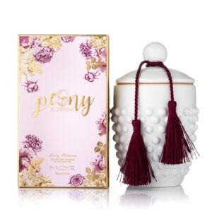 Свеча ароматизированная Peony Blossom — Mor Аксессуары Фотография