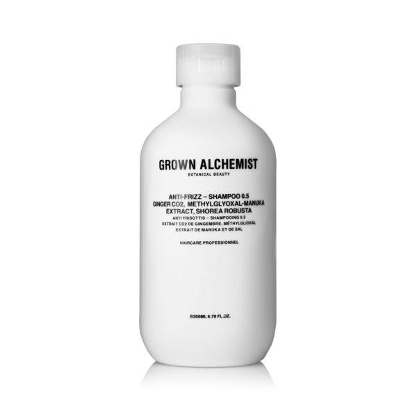 Разглаживающий шампунь для волос — Grown Alchemist Уход за телом Фотография