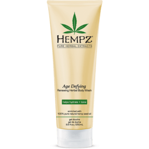 Гель для душа — Антивозрастной / Age Defying Herbal Body Wash (250ml) — Hempz Уход за телом Фотография