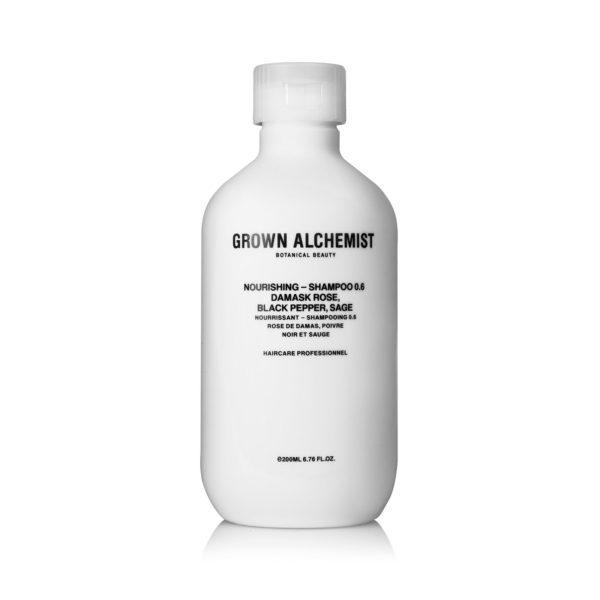 Питательный шампунь для волос — Grown Alchemist Уход за телом Фотография