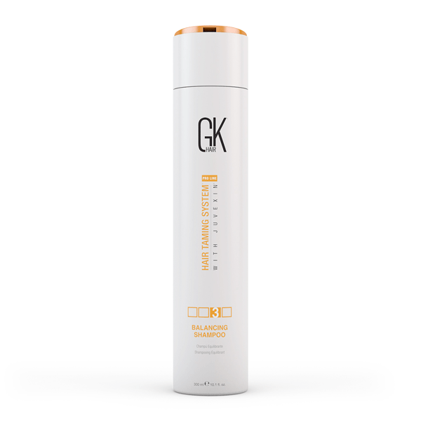 Balancing Shampoo: Балансирующий шампунь, 300мл — GK-hair Уход за волосами Фотография