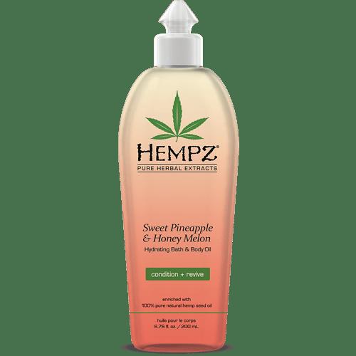 Масло увлажняющие для ванны и тела/Hydrating Bath&Body Oil (200ml) — Hempz Уход за телом Фотография