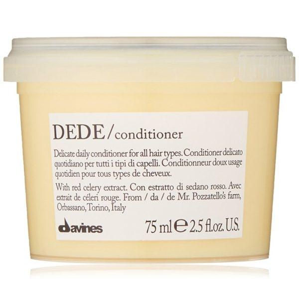 DEDE/conditioner 75 мл — Деликатный кондиционер  — Davines Уход за волосами Фотография