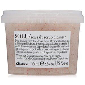 SOLU/Скраб с морской солью 75 мл  — Davines Уход за волосами Фотография