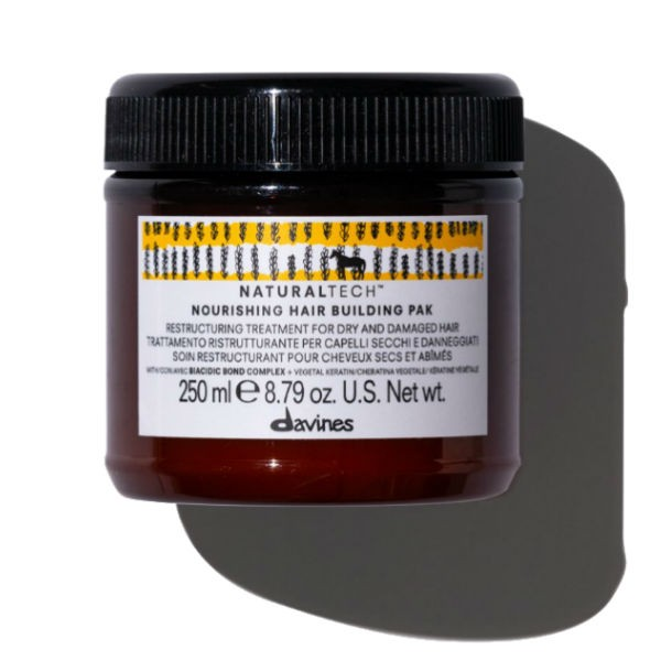 NT Nourishing питательная восстанавливающая маска 250 мл — Davines Уход за волосами Фотография