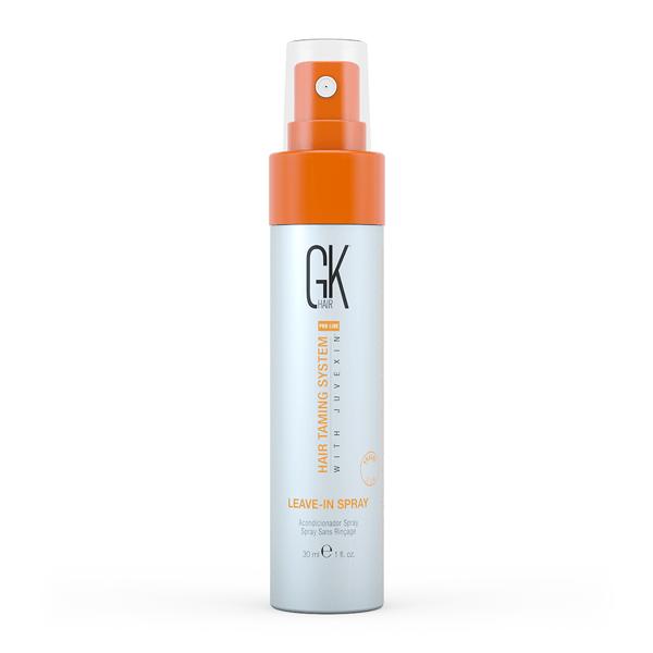 Leave-in Spray: Несмываемый спрей-кондиционер, 30мл — GK-hair Уход за волосами Фотография