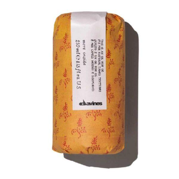 Масло без масла для естественных послушных укладок  — Davines Уход за волосами Фотография