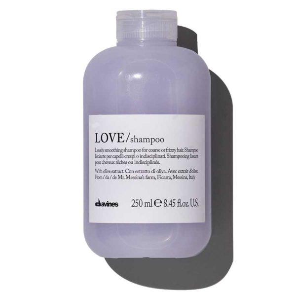 LOVE шампунь для разглаживания завитка 250 мл — Davines Уход за волосами Фотография
