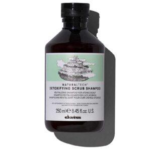 NT Detoxifying детоксицирующий шампунь-скраб 250 мл — Davines Уход за волосами Фотография