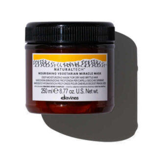 NT Nourishing интенсивно питающая маска «Вегетарианское чудо» 250 мл — Davines Уход за волосами Фотография