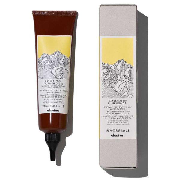 NT Purifying очищающий гель против перхоти 150 мл — Davines Уход за волосами Фотография