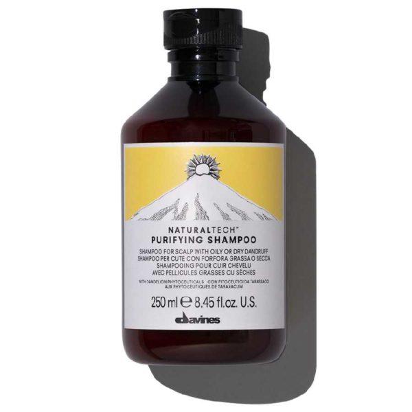 NT Purifying очищающий шампунь против перхоти 250 мл — Davines Уход за волосами Фотография