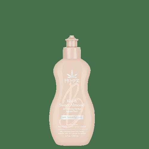 Пена для ванны / Koa & Sweet Almond (198 ml) — Hempz Уход за телом Фотография