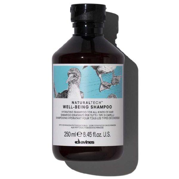NT Well-being увлажняющий шампунь для всех типов волос 250 мл — Davines Уход за волосами Фотография