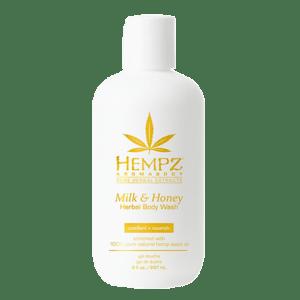 Гель для душа Молоко и Мед / Milk&Honey Herbal Body Wash (237ml) — Hempz Уход за телом Фотография