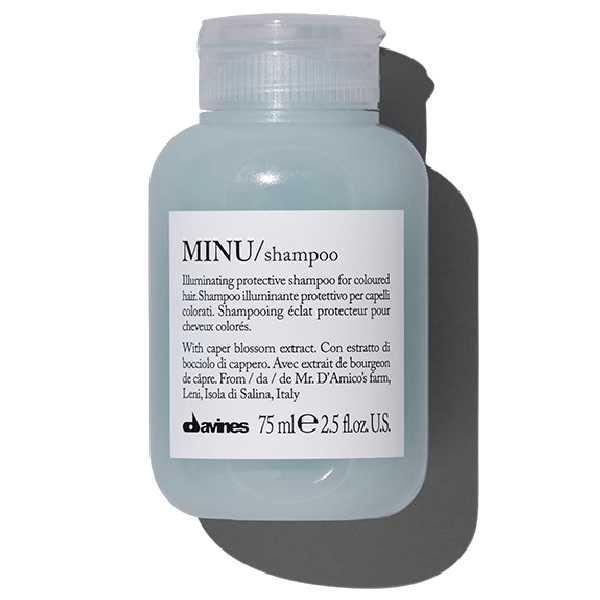 MINU travel шампунь для сохранения цвета 75 мл — Davines Уход за волосами Фотография
