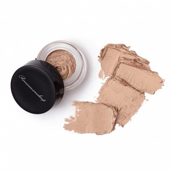 Кремовые тени для век Sexy eye cream metallizer CHAMPAGNE SHOWER — Romanova make up Уход за лицом Фотография