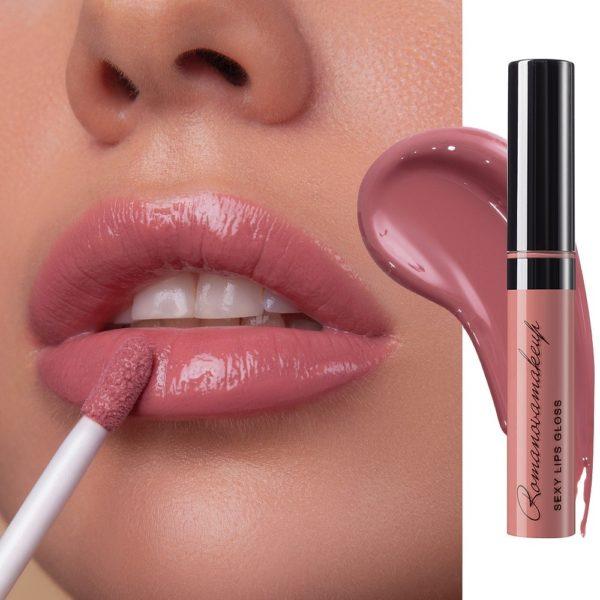 Блеск для губ Sexy Lips Gloss DRAMATIC — Romanova make up Уход за лицом Фотография