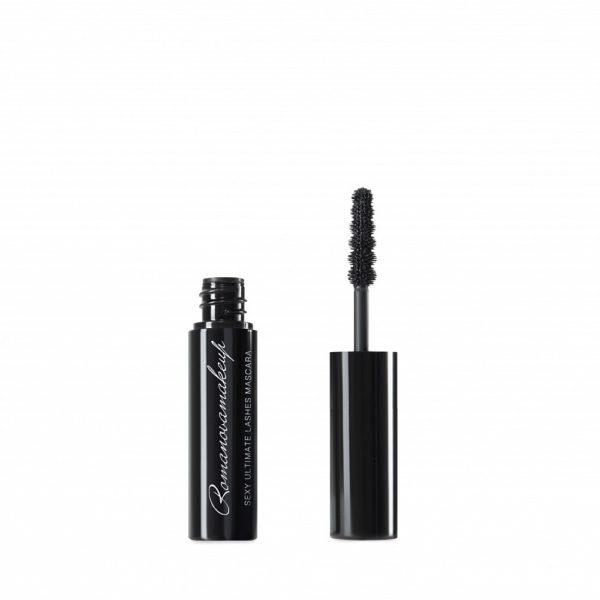 Универсальная тушь для ресниц Sexy Ultimate Lashes Mascara mini size BLACK — Romanova make up Уход за лицом Фотография