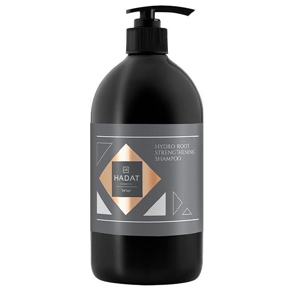 HYDRO ROOT STRENGTHENING SHAMPOO Шампунь для роста волос 800 мл — Hadat Уход за волосами Фотография
