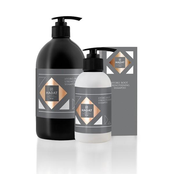 HYDRO ROOT STRENGTHENING SHAMPOO Шампунь для роста волос 250 мл — Hadat Уход за волосами Фотография