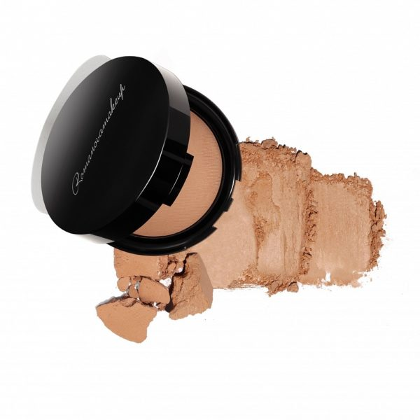 Пудра для лица Sexy Nude Powder DARK — Romanova make up Уход за лицом Фотография