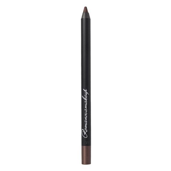 Карандаш для глаз Sexy Smoky Eye Pencil FRIDAY NIGHT — Romanova make up Уход за лицом Фотография