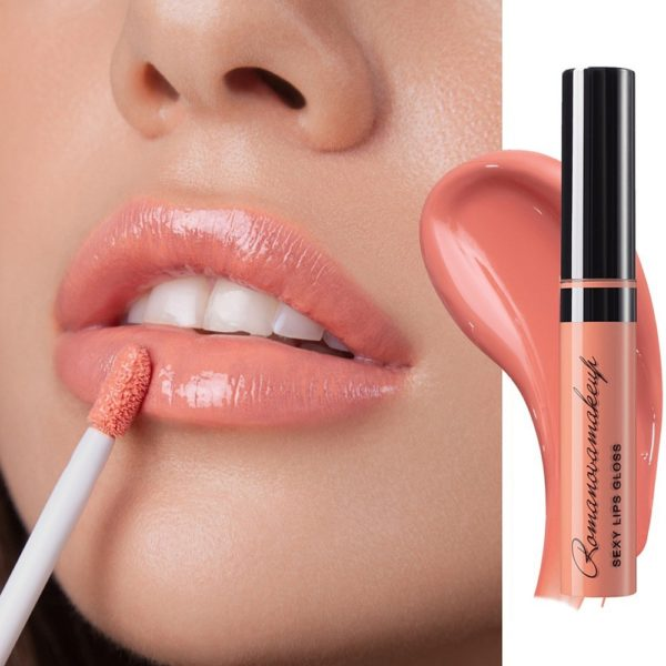 Блеск для губ Sexy Lips Gloss FLIRTY — Romanova make up Уход за лицом Фотография