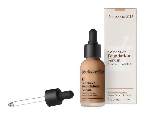 Тональная сыворотка no foundation serum beige spf20 30мл — Perricon MD Уход за лицом Фотография