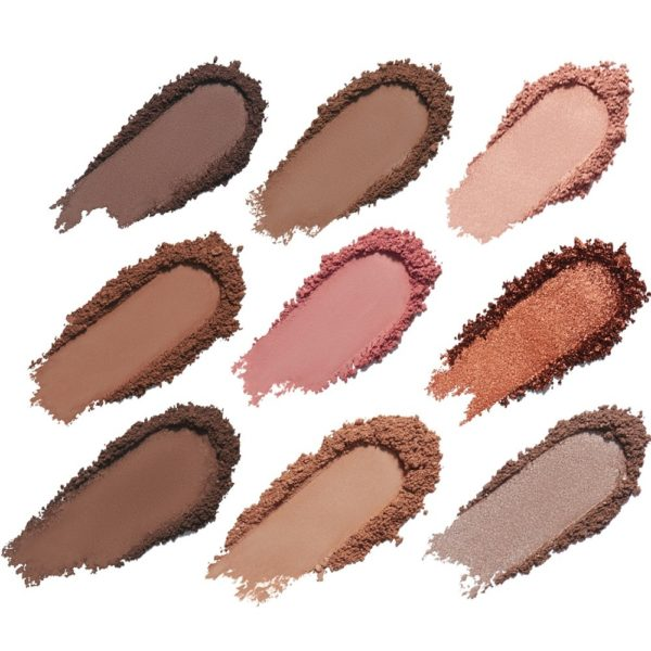 Палетка теней для глаз Sexy Eyeshadow Palette Chocolate & Coffe — Romanova make up Уход за лицом Фотография