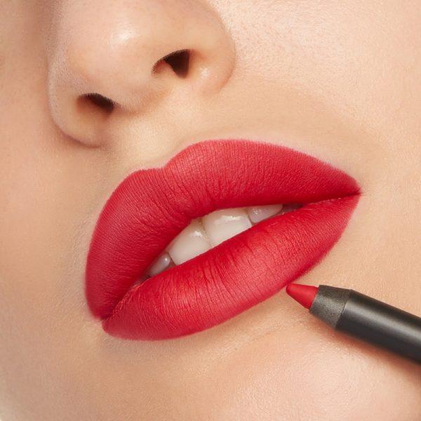Контур-карандаш для губ Sexy Contour Lip Liner READY TO RED — Romanova make up Уход за лицом Фотография